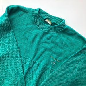 Vintage Mercedes Benz Crewneck Sweater sz L